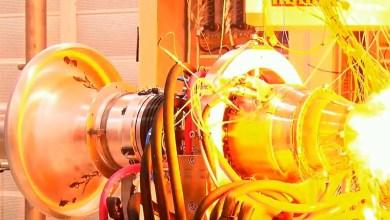Photo of TEI'nin TJ300 motoru itki rekoru kırdı