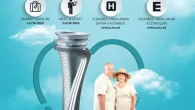 Photo of 65 yaş üstü yolculara İstanbul Havalimanı'ndan özel hizmet