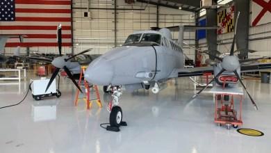 Photo of SNC, Gözetleme Uçağı Prototipi EMARSS-V'yi ABD Ordusuna teslim etti