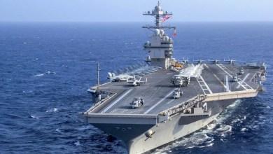 Photo of 13 milyar dolarlık uçak gemisi