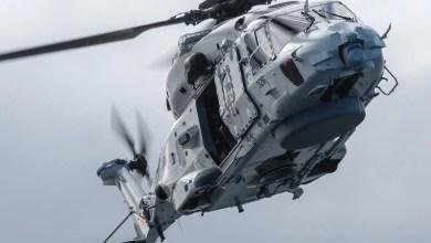 Photo of Hollanda askeri helikopteri Aruba'da düştü
