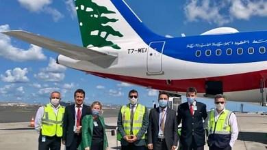 Photo of MEA yeni aldığı A321neo ile İstanbul'a uçtu