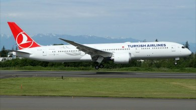 Photo of THY'nin 12'nci 787'si: TC-LLM
