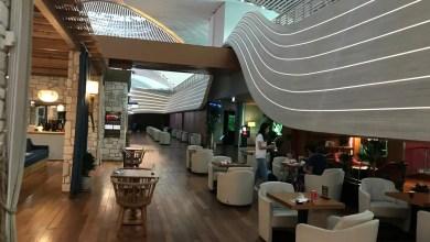 Photo of THY'nin dış hatlar CIP Salonu açıldı
