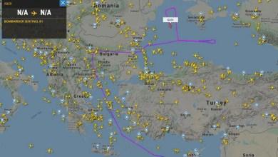 Photo of İngiliz sinyal istihbarat uçağı Karadeniz'de