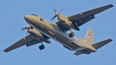 Photo of Ukrayna'da An-26 düştü, 22 ölü