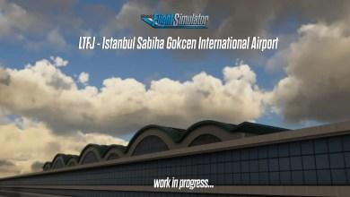 Photo of Flight Simulator'de sırada Sabiha Gökçen Havalimanı var