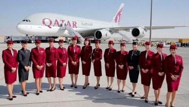 Photo of Qatar uçak teslimatı için masaya oturdu