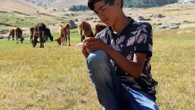 Photo of THY Ağrı'da 160 çocuğu tablet ile sevindirdi