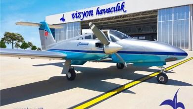 Photo of Vizyon Havacılık'tan bakan, yardımcısı ve DHMİ Genel Müdürü'ne PPL eğitimi