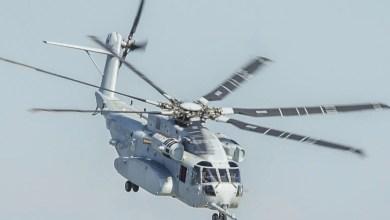 Photo of Deniz Piyadelerine ek CH-53K siparişi