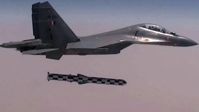 Photo of Hintliler Brahmos'u Su-30'dan attı