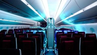 Photo of Katar uçaklarının kabinleri ultraviyole teknolojisi ile temizleniyor