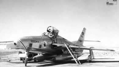 Photo of Renkli Türk Hava Kuvvetleri çekimleri… 1960'lar