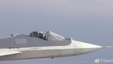 Photo of Su-57'den kanopisiz uçuş