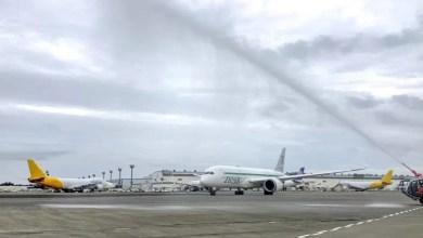 Photo of Japon Zipair ilk uçuşunu 2 yolcu ile yaptı