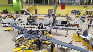 Photo of Akıncı'nın 3. prototipi ilk uçuşa hazırlanıyor
