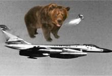 Photo of Uçaktan fırlatma koltuğu ile ayı atmak!