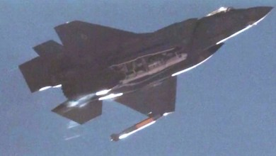 Photo of F-35 atom bombası attı