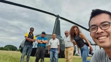 Photo of Malezya Havayolları eski CEO'su helikopter kazasından kurtuldu