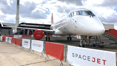 Photo of 40 milyar dolarlık projeyi aldı bölgesel yolcu uçağı projesini iptal etti