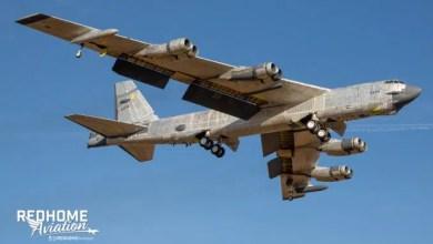 Photo of 12 yıldır çölde bekleyen B-52 yeniden uçtu