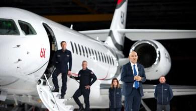 Photo of Falcon'ların yeni üyesi 6X fabrikadan çıkartıldı