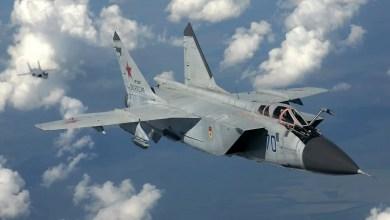Photo of Rus Mig-31'den ABD uçağına Bering Denizi'nde önleme