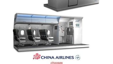 Photo of China Airlines Skyart'tan A321neo eğitim mock-up'ı aldı