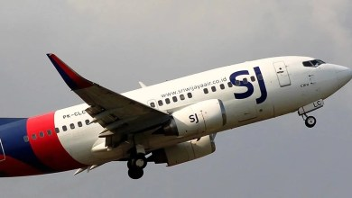 Photo of Endonezya'da yolcu uçağı kayıp