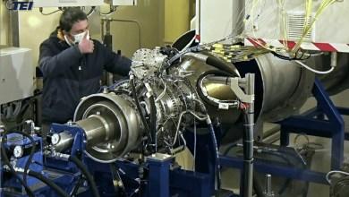 Photo of İkinci TS1400 motor testinde
