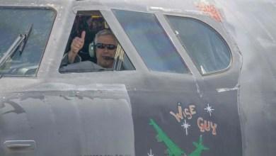 Photo of ABD Hava Kuvvetleri hurdalıktan ikinci B-52'yi aldı