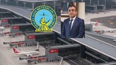 Photo of DHMİ İstanbul Havalimanı Başmüdürlüğü'ne Sadık Sürücü atandı