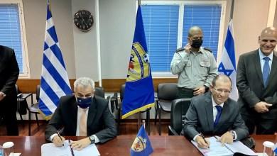 Photo of Yunanistan ve İsrail askeri pilot eğitimi için imzayı attı