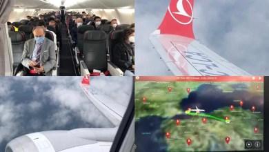 Photo of THY'nin ilk 737 MAX uçuşunu Emekli Kaptan Pilot Eyup Turşucu anlattı