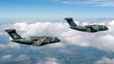 Photo of KC-390'lar birbirine yakıt ikmali yaptı