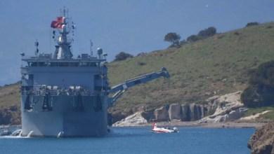 Photo of Foça'da düşen KT-1 denizden çıkartıldı