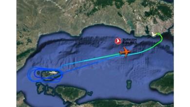Photo of THY 737 MAX'i Marmara Adası etrafında test etti