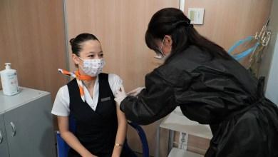 Photo of SunExpress uçuş ekipleri Covid-19 aşısı olmaya başladı