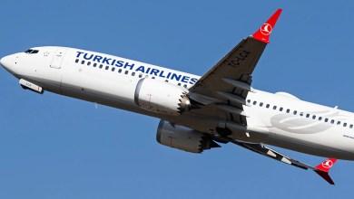 Photo of THY'nin 737 MAX ilk dış hat seferi Köln'e yapıldı