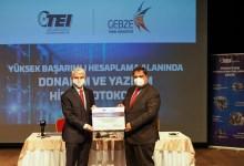 Photo of TEI'den Gebze Teknik Üniversitesi'ne donanım ve yazılım desteği
