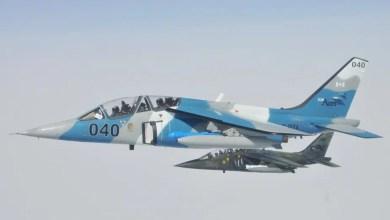 Photo of Alman Hava Kuvvetleri 'sivil savaş uçağıyla' eğitim alacak