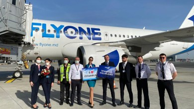 Photo of FlyOne Moldova'dan İstanbul'a uçuyor