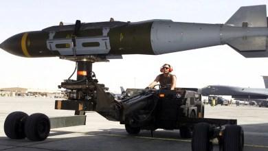 Photo of İsrail Gazze'ye 1 tonluk GBU-31 attı