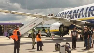 Photo of Zorla indirilen uçak krizi büyüyor