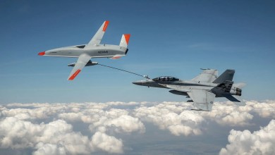 Photo of İHA'dan savaş uçağına ilk havada ikmal