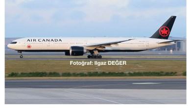 Photo of Air Canada'dan İstanbul Havalimanı'na kargo uçuşu