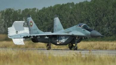 Photo of Bulgar Mig-29'u Karadeniz'e düştü