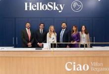 Photo of TAV 'HelloSky' ile Milano'da