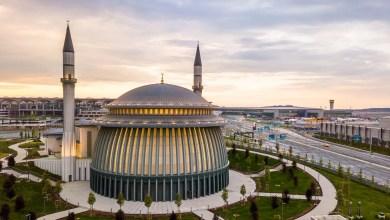 Photo of İstanbul Havalimanı Ali Kuşçu Camii'ne LEED ALtın sertifikası